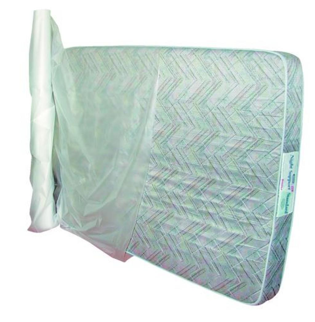 Queen King Protective Plastic Mattress Cover Depot Self